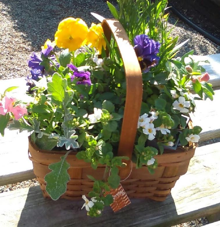 May Basket Workshop